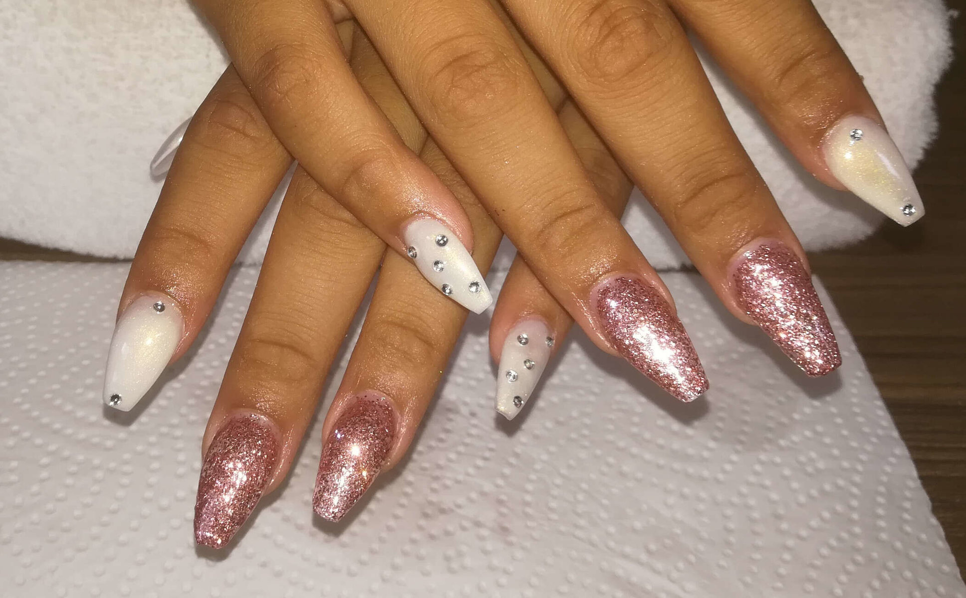 individuelles Nageldesign von Melinda's Nails