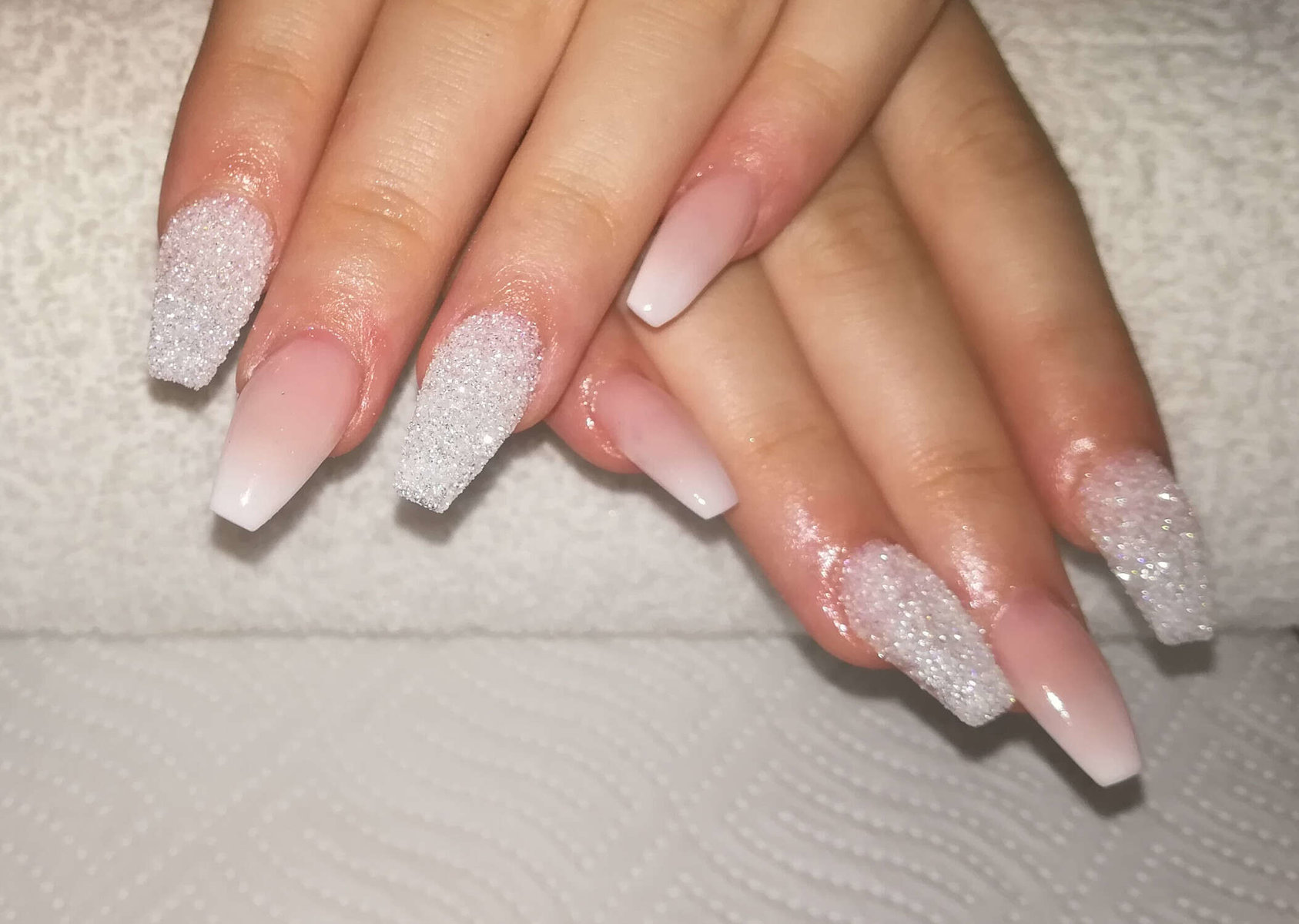 Ombre-Nail-Design von Melinda's Nails